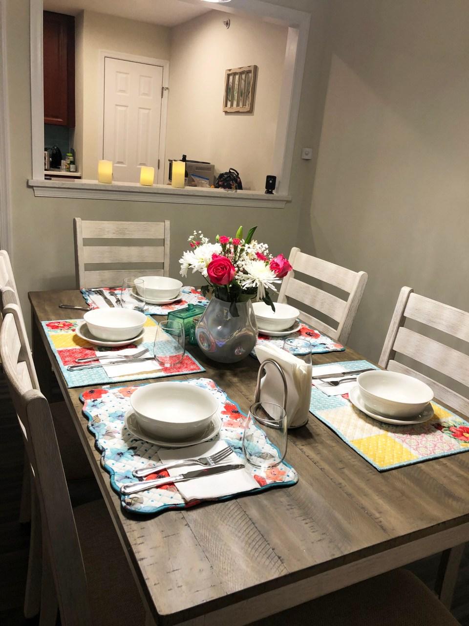 Dining Room Update 8