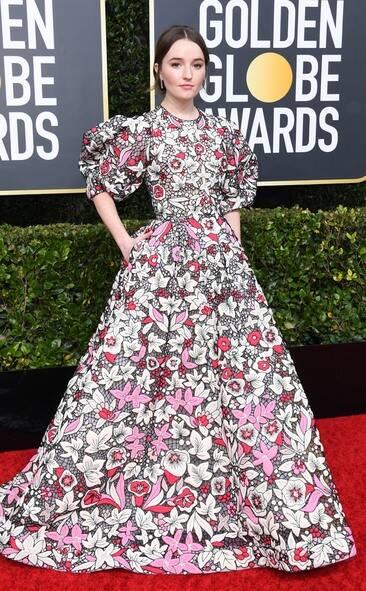 Kaitlyn Dever - Golden Globes 2020