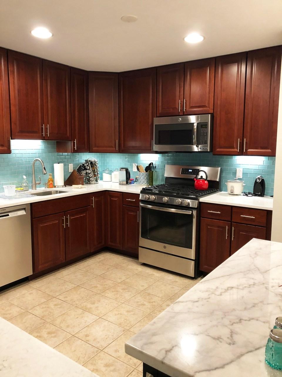 Kitchen Renovation 36