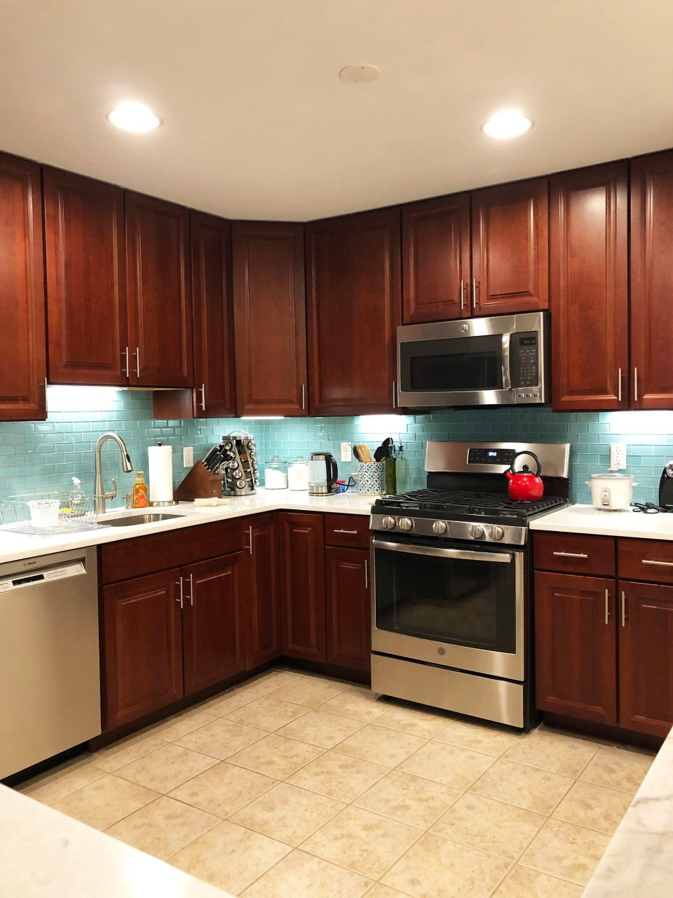 Kitchen Renovation 37