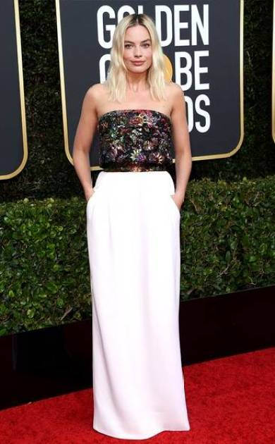 Margot Robbie - Golden Globes 2020
