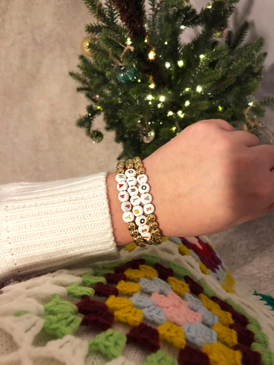 Pisa Customized Beaded Bracelet 3