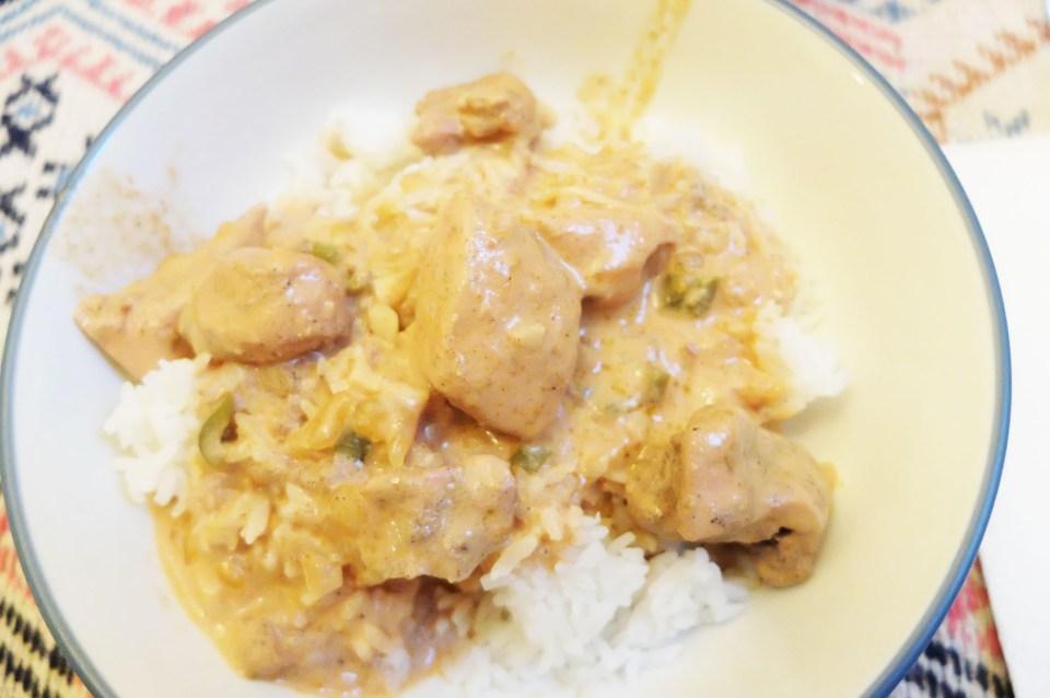 Slow Cooker Butter Chicken 13