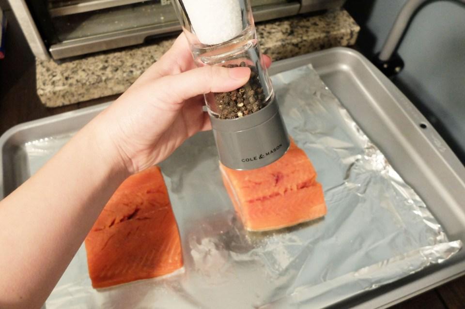 BBQ Salmon 2
