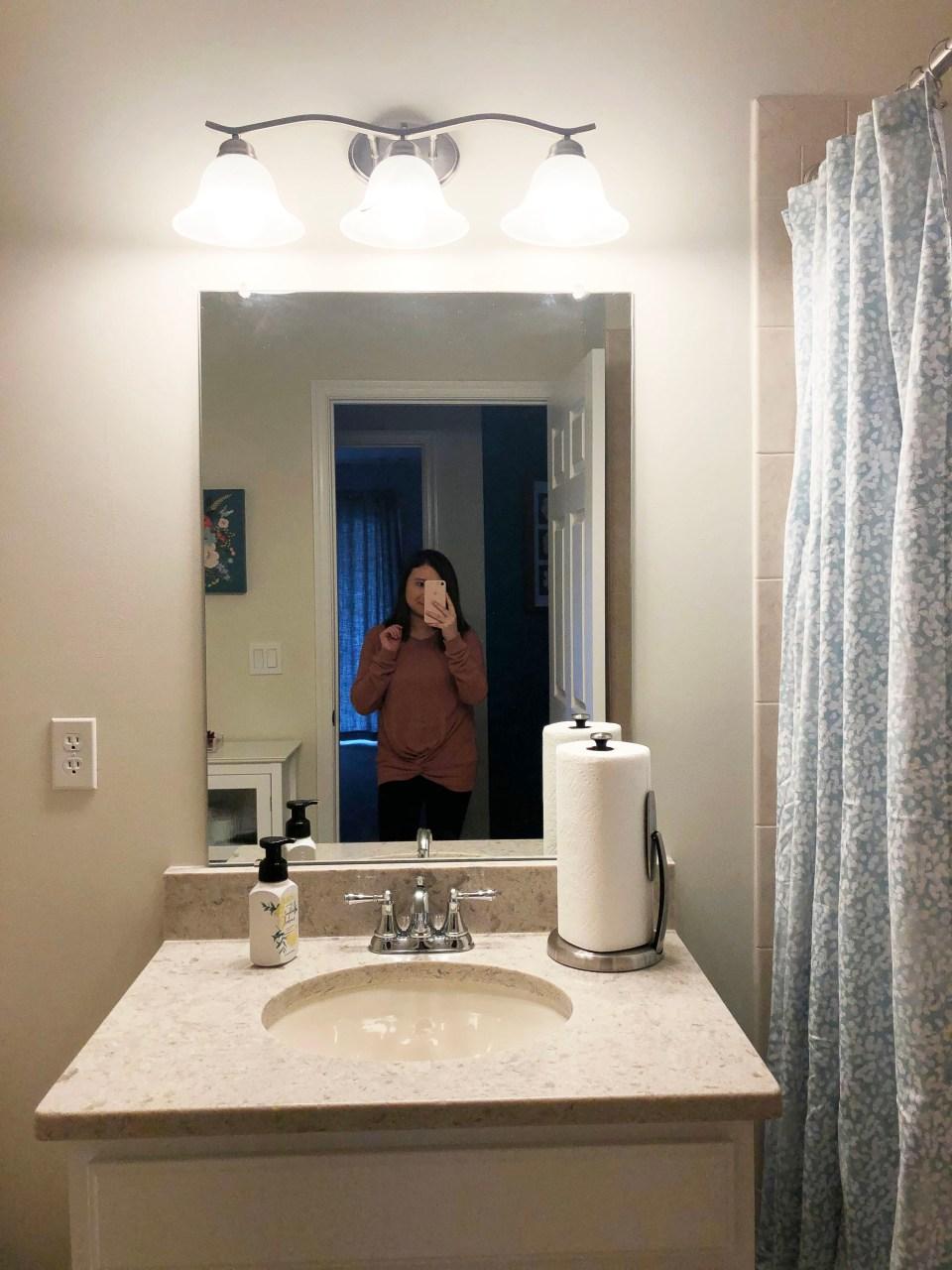 Bathroom Update 8