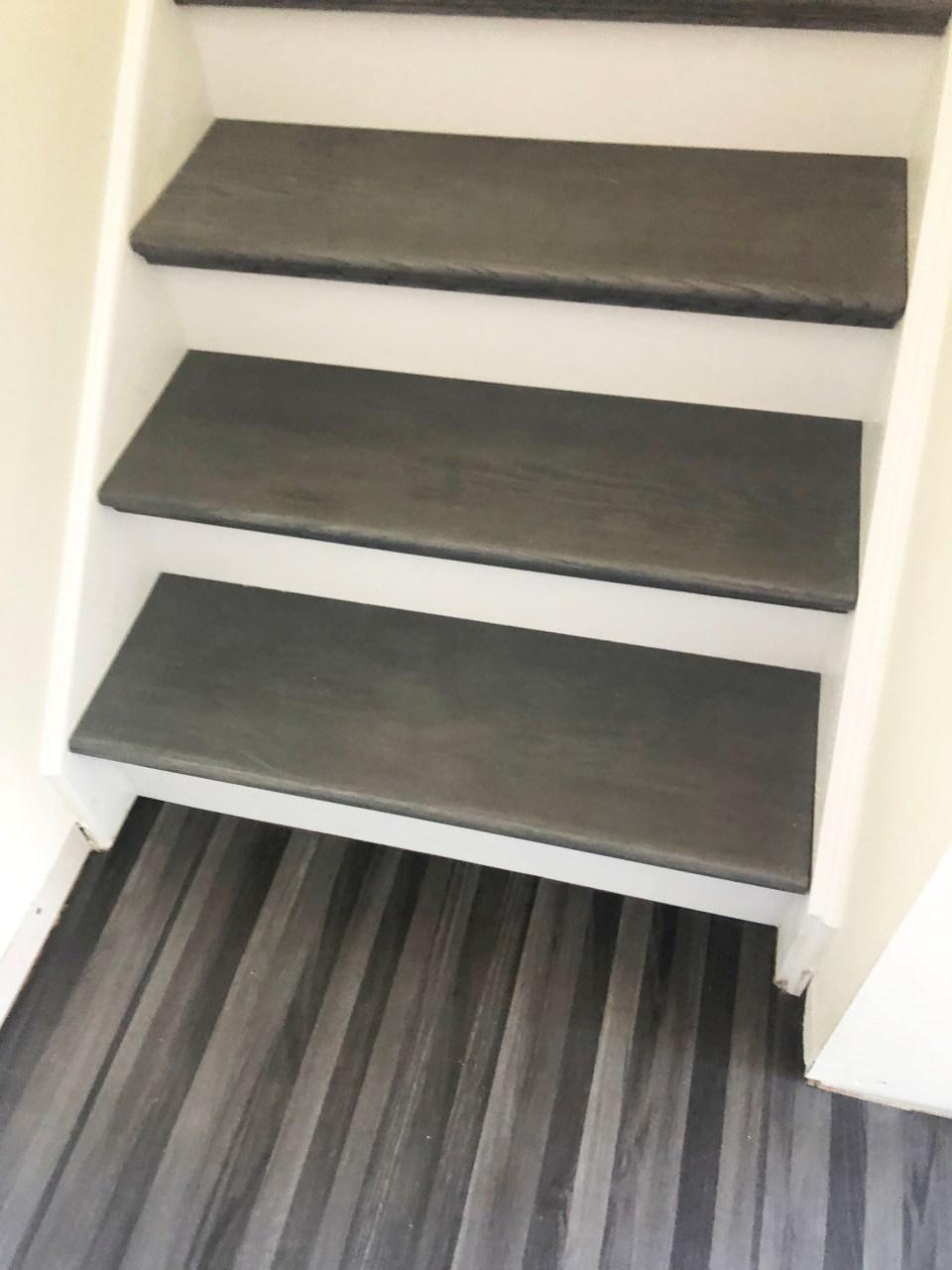 Foyer - Stairs Update 15