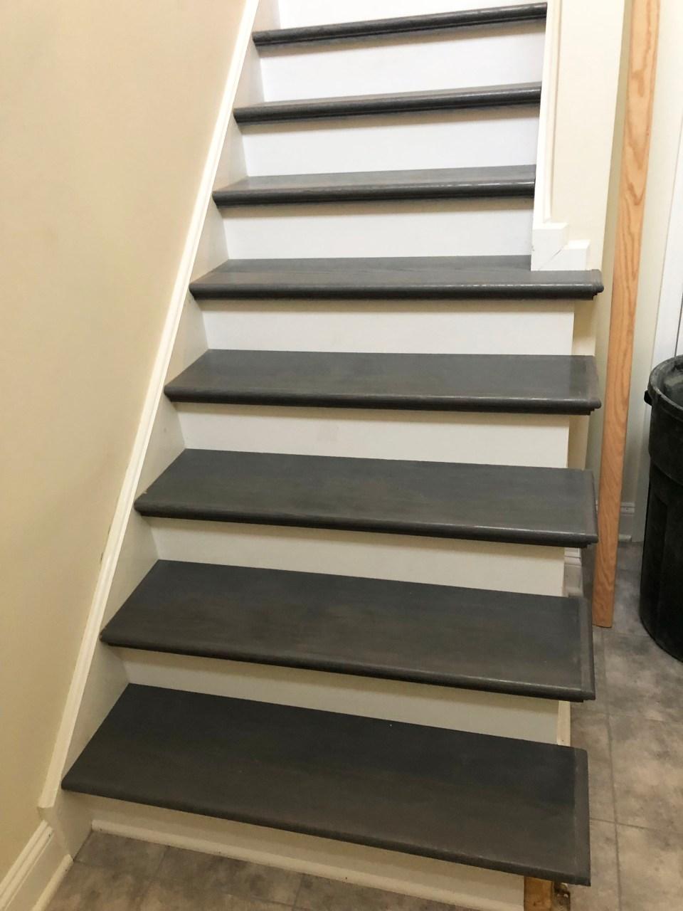 Foyer - Stairs Update 18