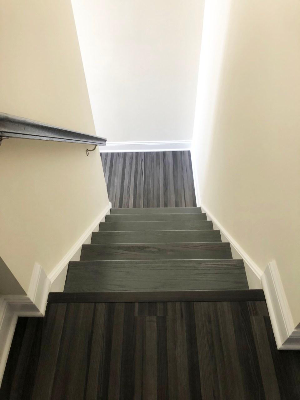 Foyer - Stairs Update 22