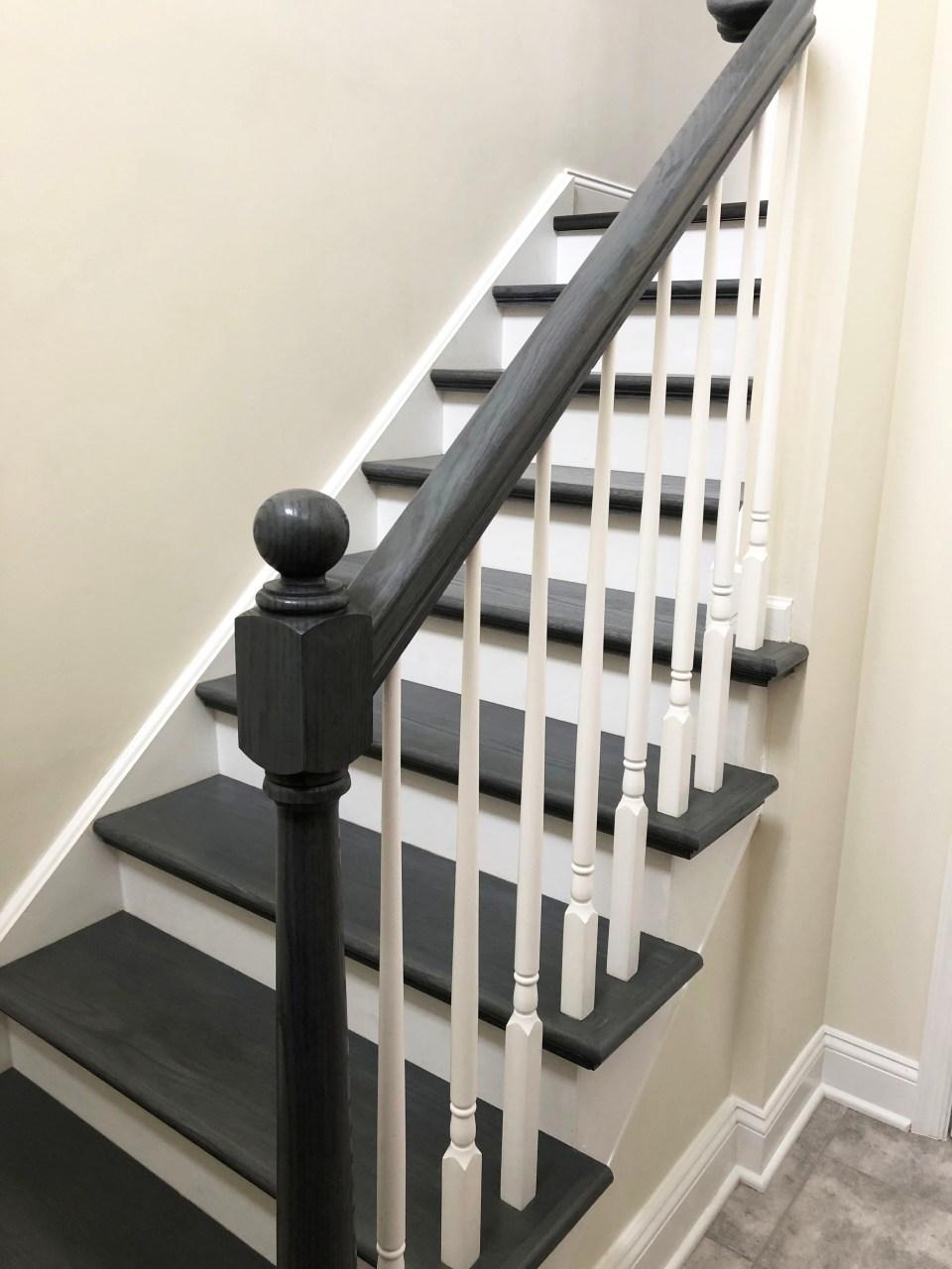 Foyer - Stairs Update 28