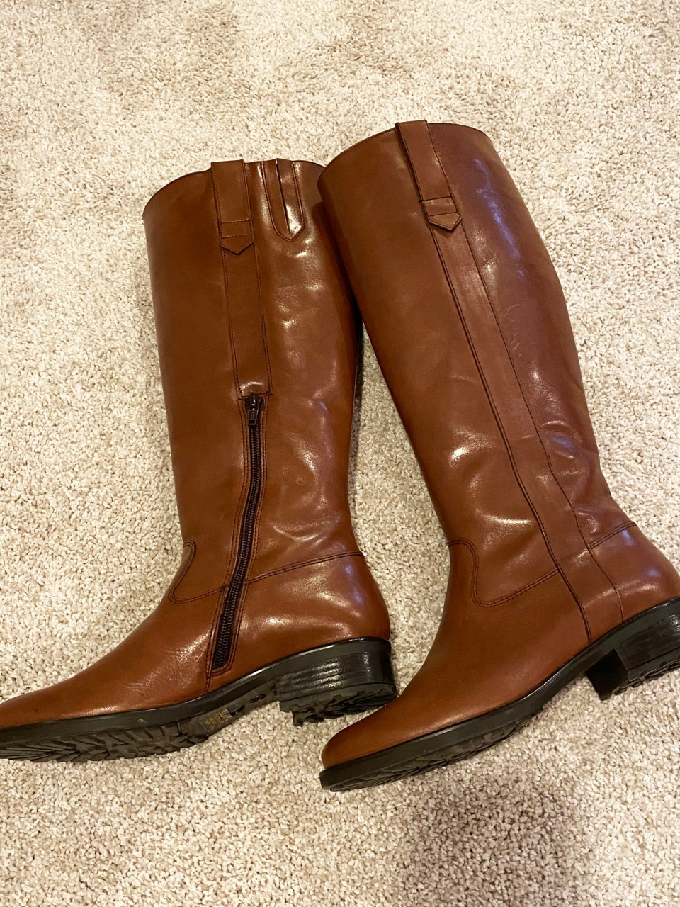 Halo Riding Boots