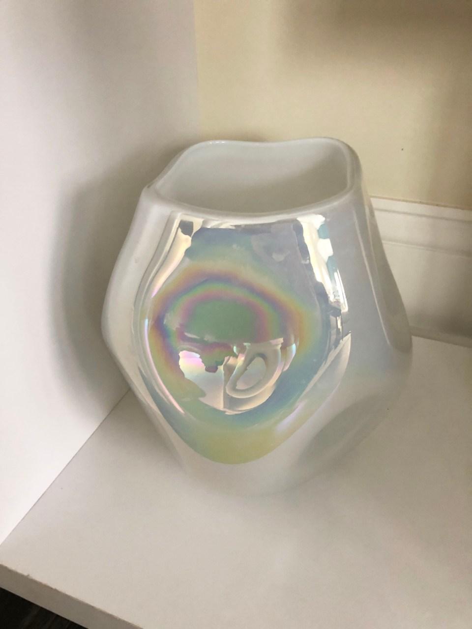 Pearlescent Vase 2