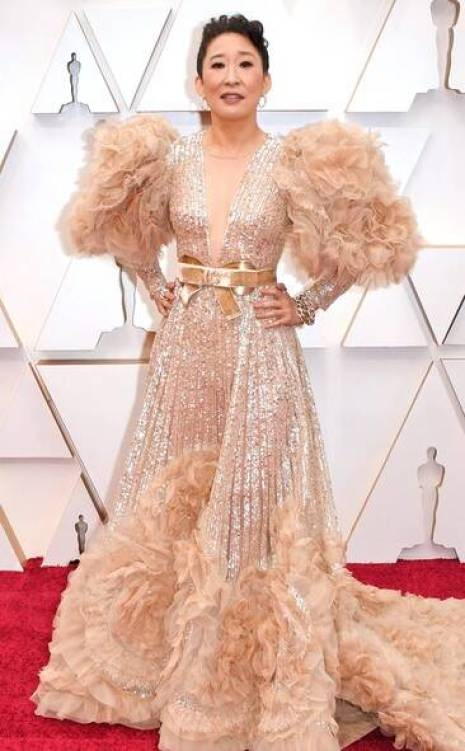 Sandra Oh - Oscars 2020