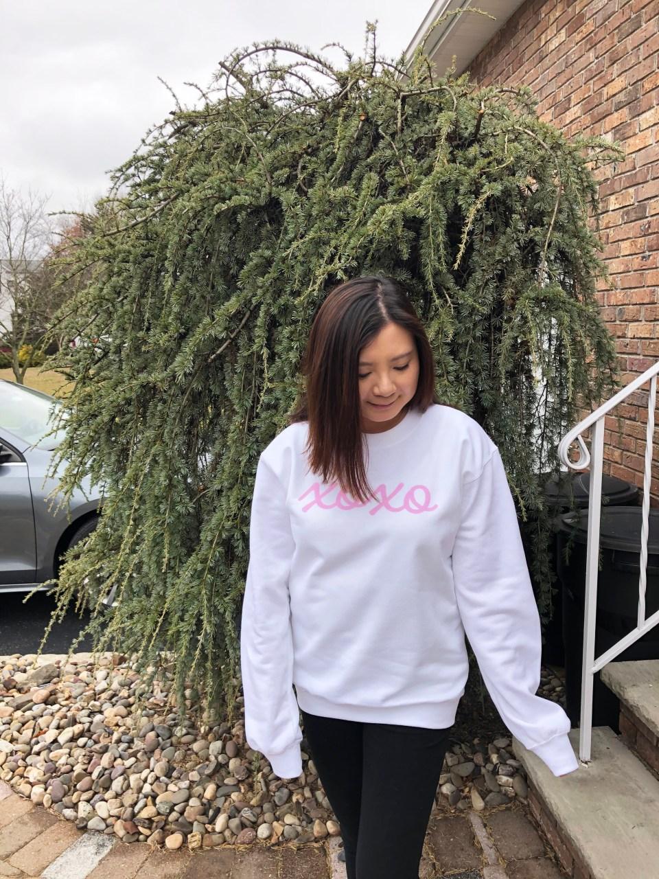 xoxo sweatshirt 12