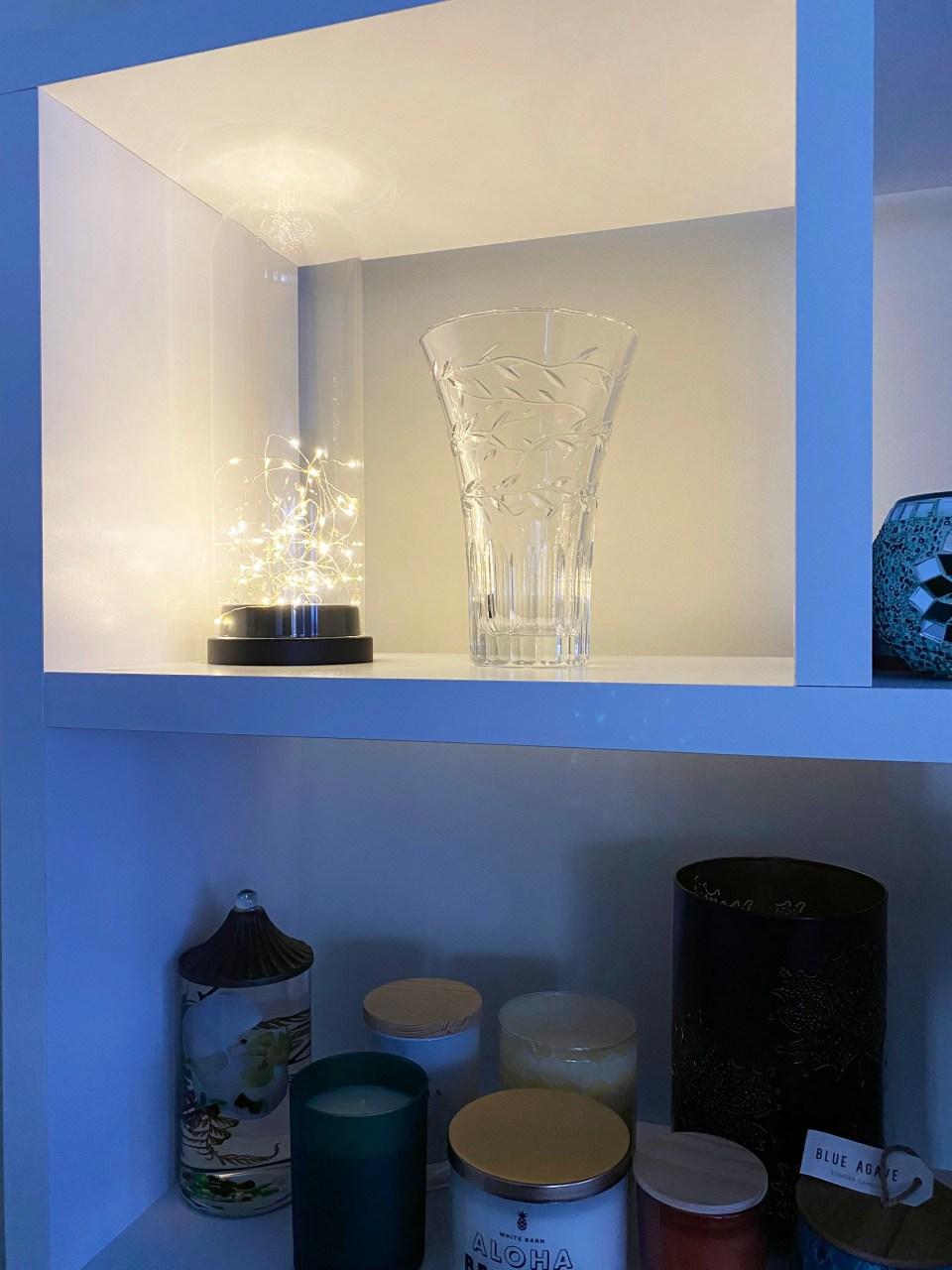 White Bookcase 6