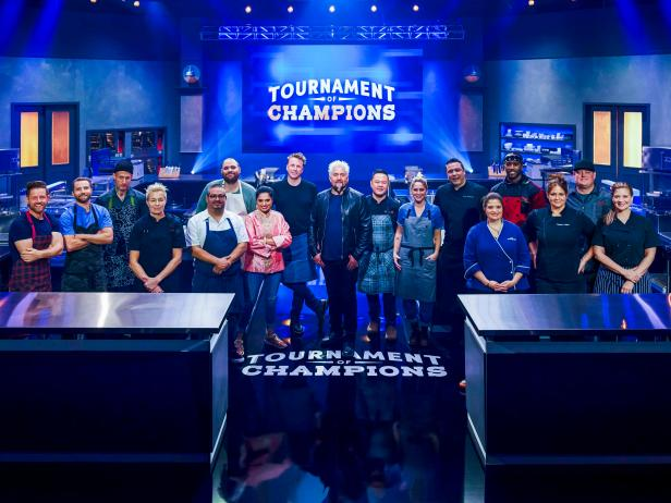 Food Network Tournament of Champions