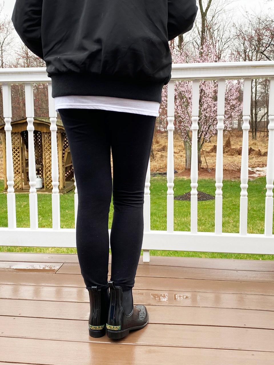 Short Rain Boots 4