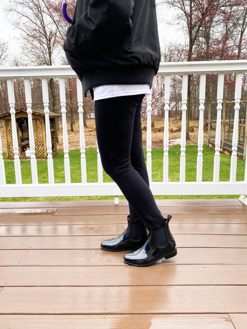Short Rain Boots 5