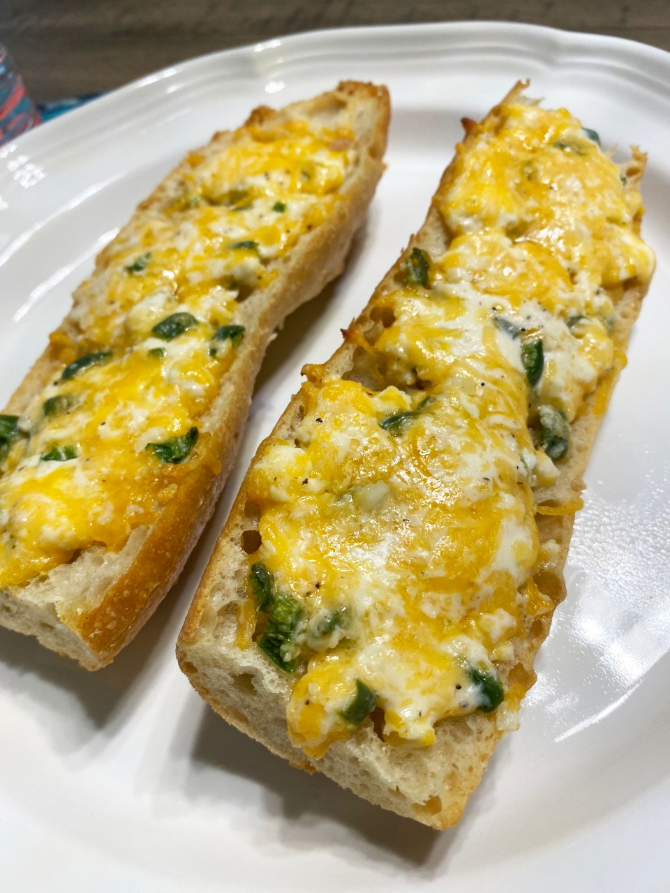 Spicy Cheesy Bread 9