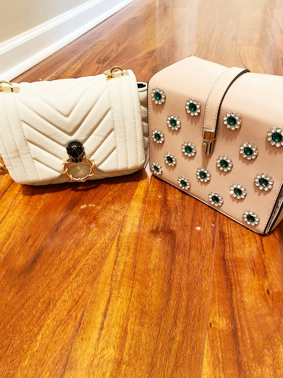 Topshop Statement Bags 1