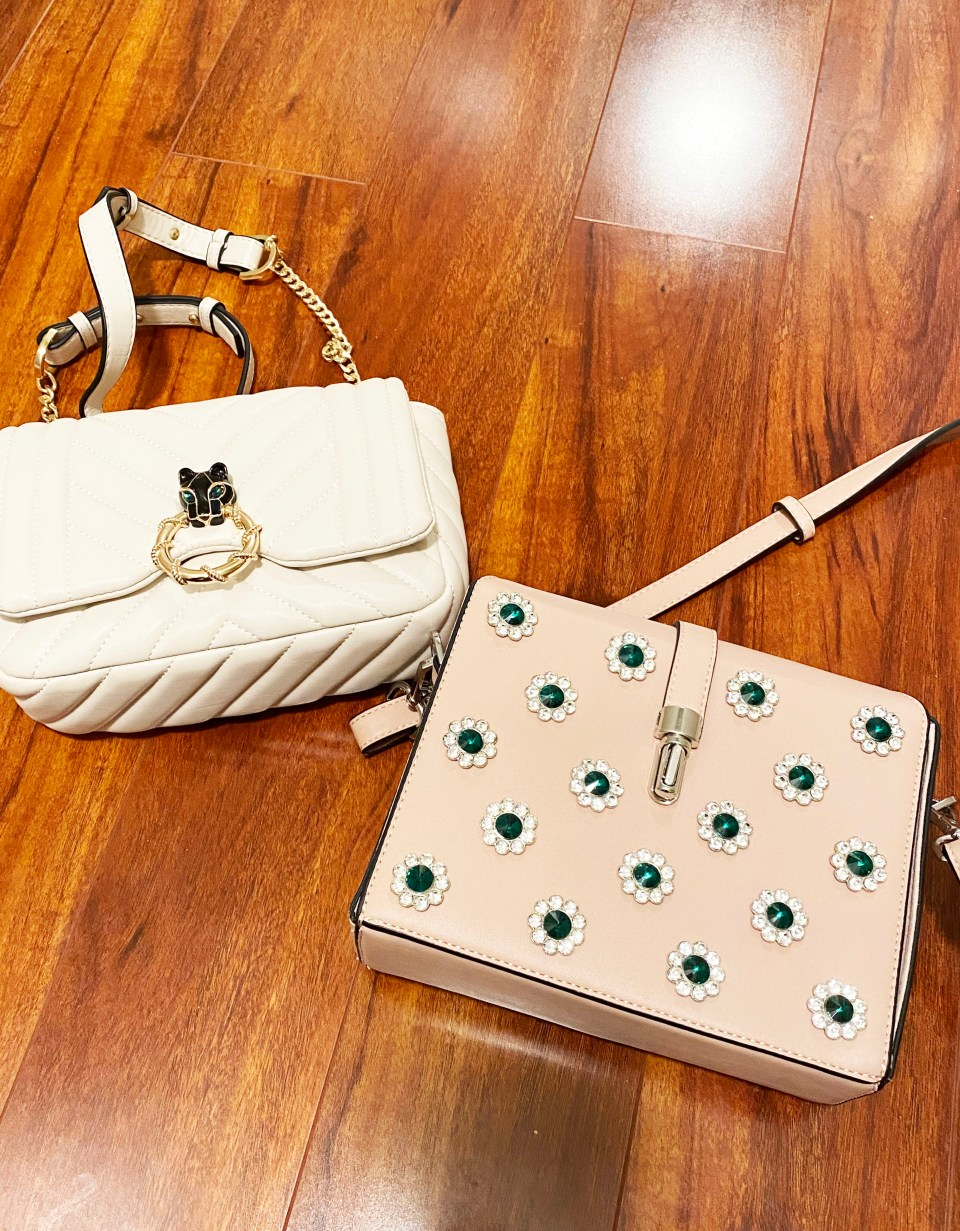 Topshop Statement Bags 2