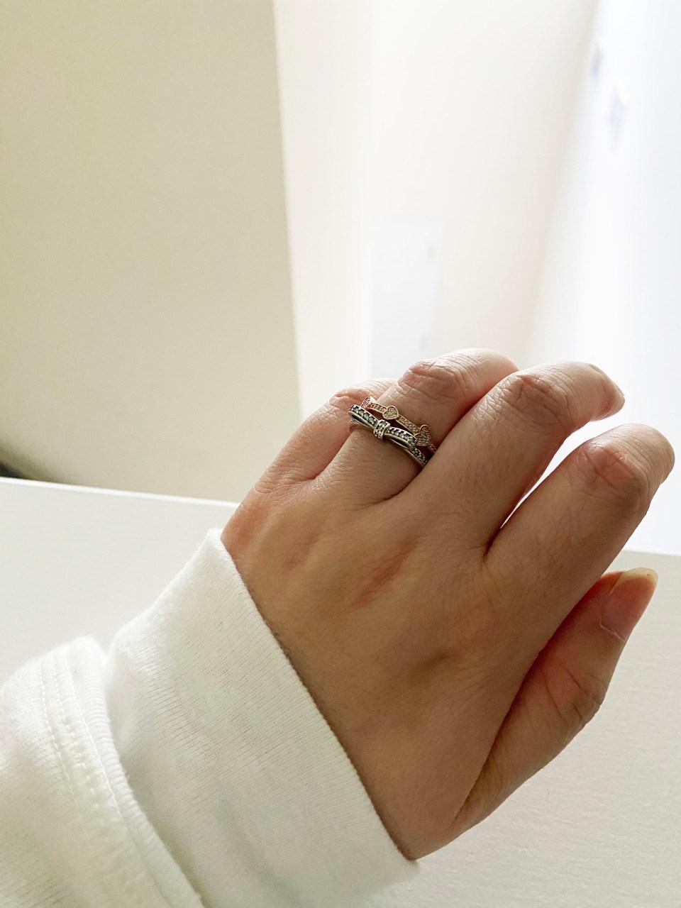 Pandora Rings 12