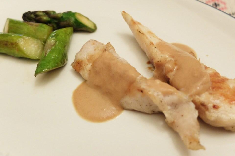 Thai Peanut Sauce Chicken 6