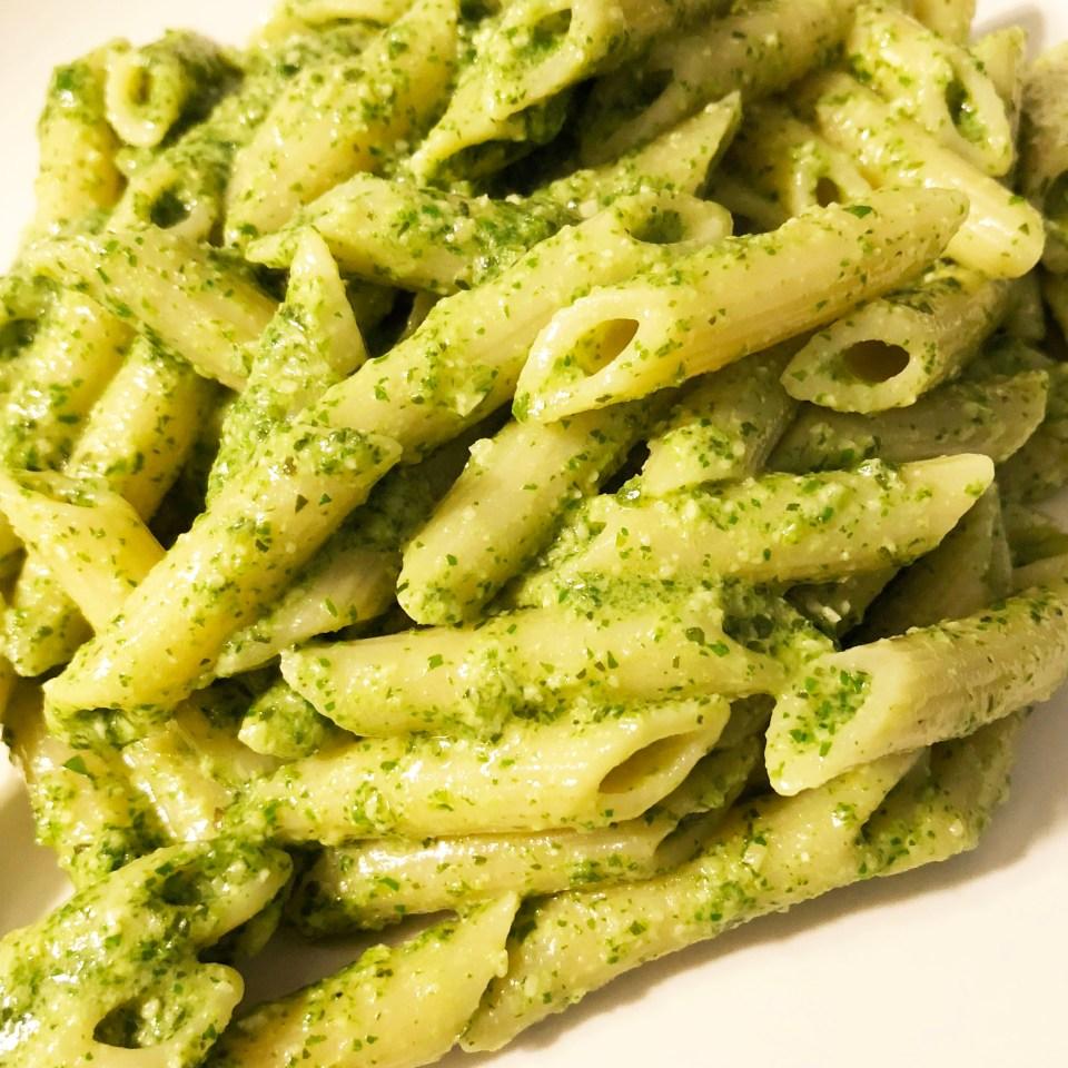 Arugula & Basil Pesto 15