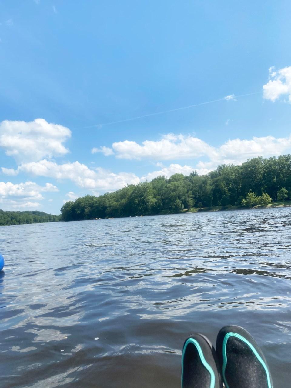 Delaware River Tubing 9
