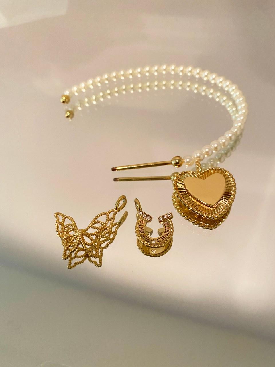 BaubleBar Bar Bracelet 1
