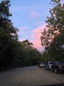 Blue-Pink-Sky