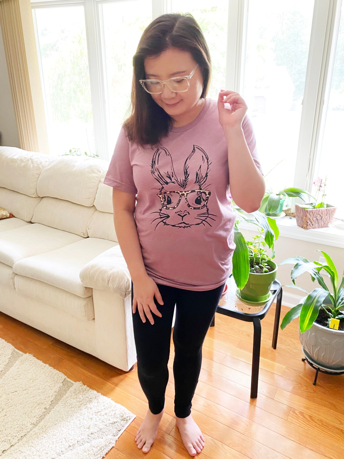 Bunny-Glasses-Tee