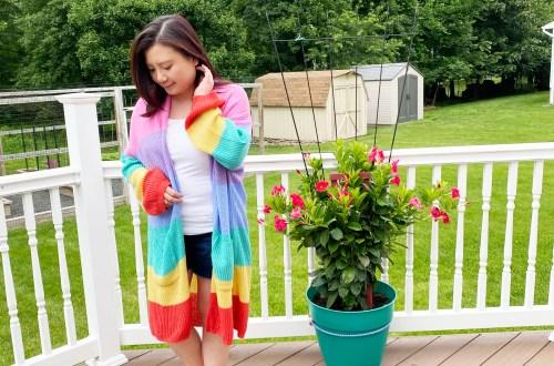 Rainbow-Stripe-Cardigan