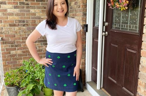 Shamrock-Skirt