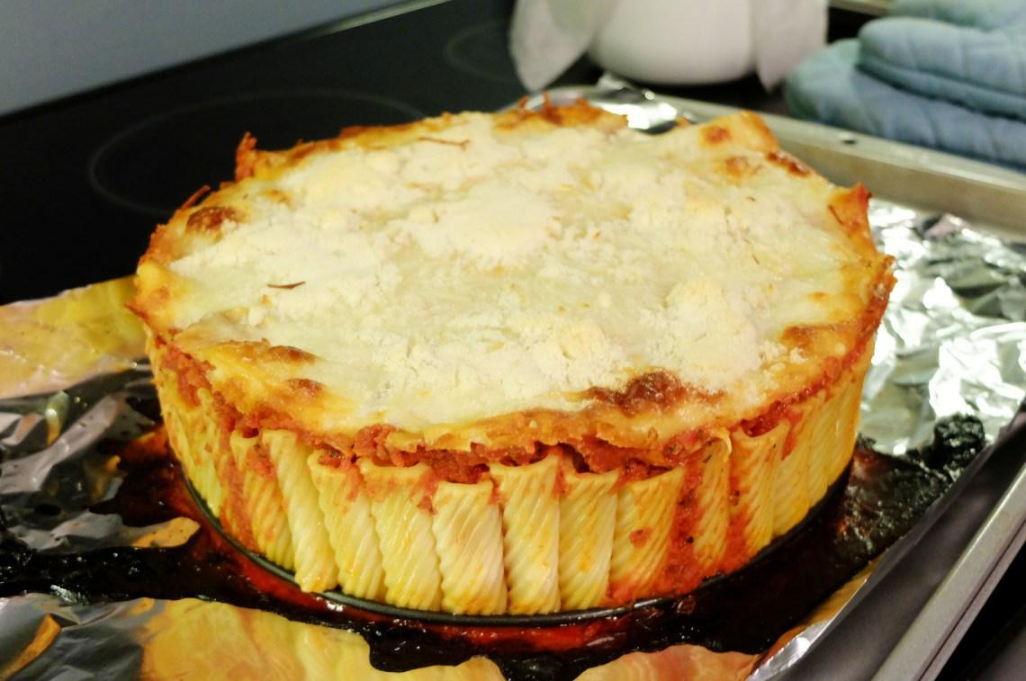 Rigatoni-Pie