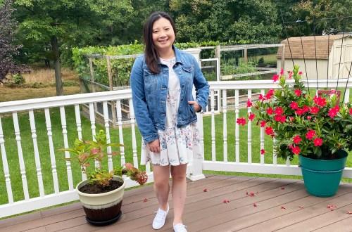 Floral-Babydoll-Dress-Denim-Jacket