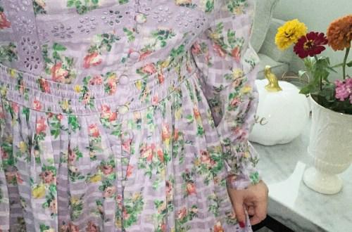 Purple-Floral-Lace-Dress