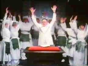 Temple Endowment Ceremonies Part 4 Terrestrial World
