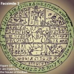 Facsimile 2 Figure 18 I am Djabty in the house of Benben