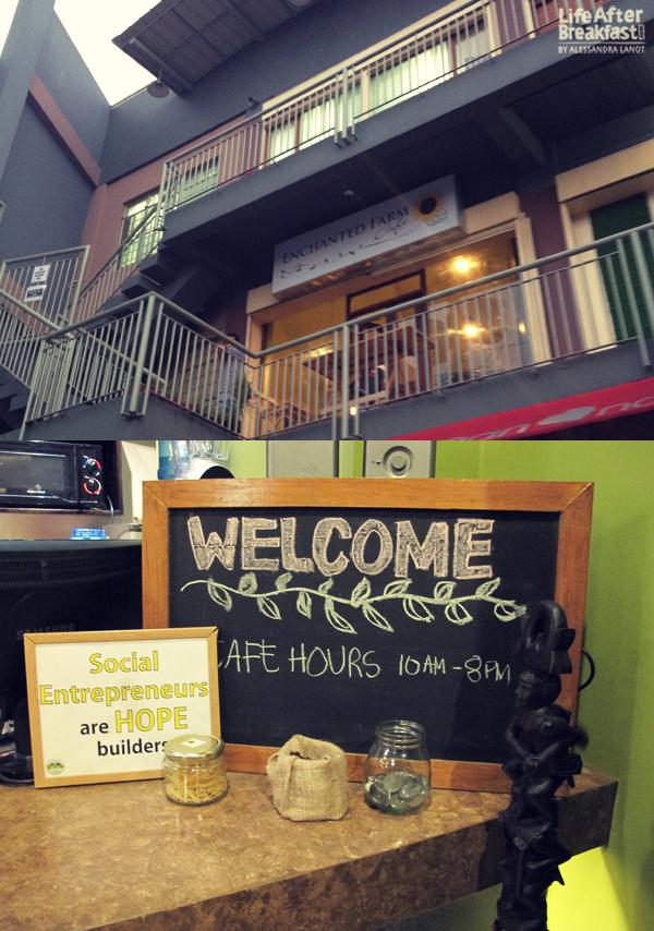 Enchanted Cafe Menu