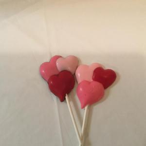 3 heart cluster - VW140HM