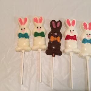 Bunny w bow - ES120HM