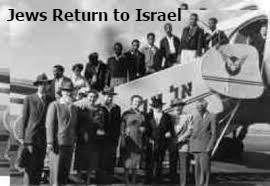 2014 Jews return to Israel