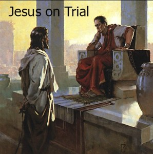 2014 Jesus on trial