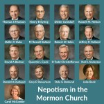 Nepotism in the Mormon Church
