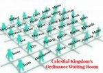 Celestial Kingdom's Ordinance Waiting Room