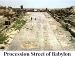 Proceession Street of Babylon