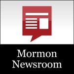 Mormon Newsroom Icon