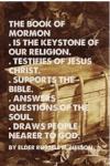 Book of Mormon Facebook Ad