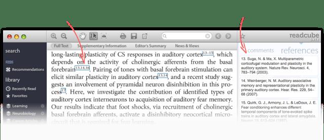 readcube enhanced pdf