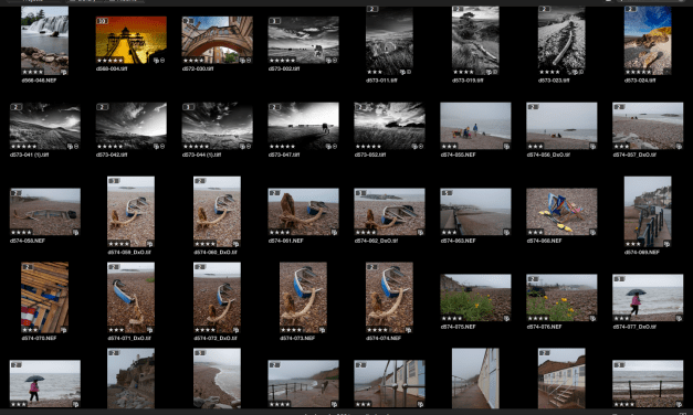 Find your photos fast with Aperture's Smart Albums